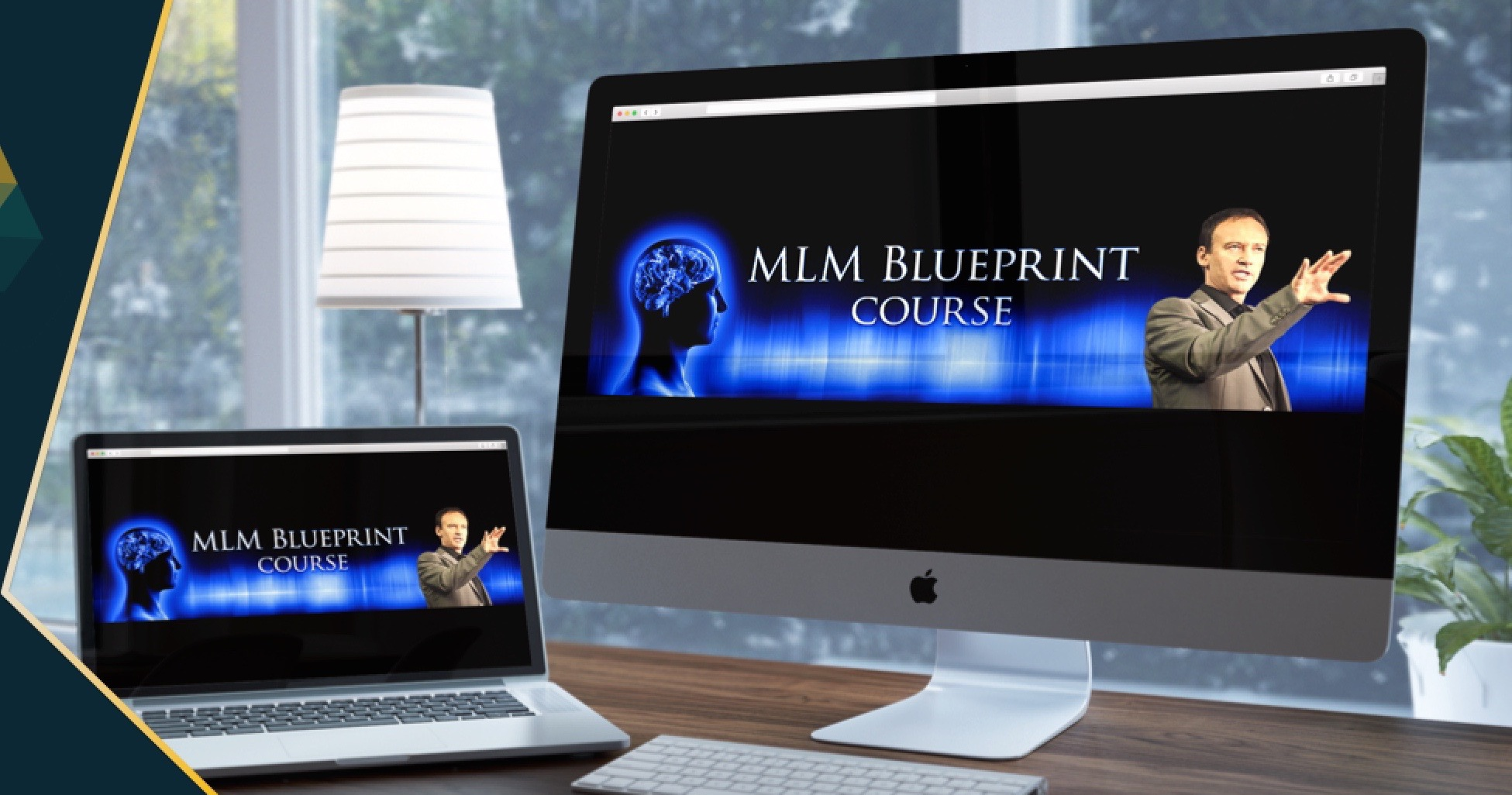 MLM Blueprint Banner