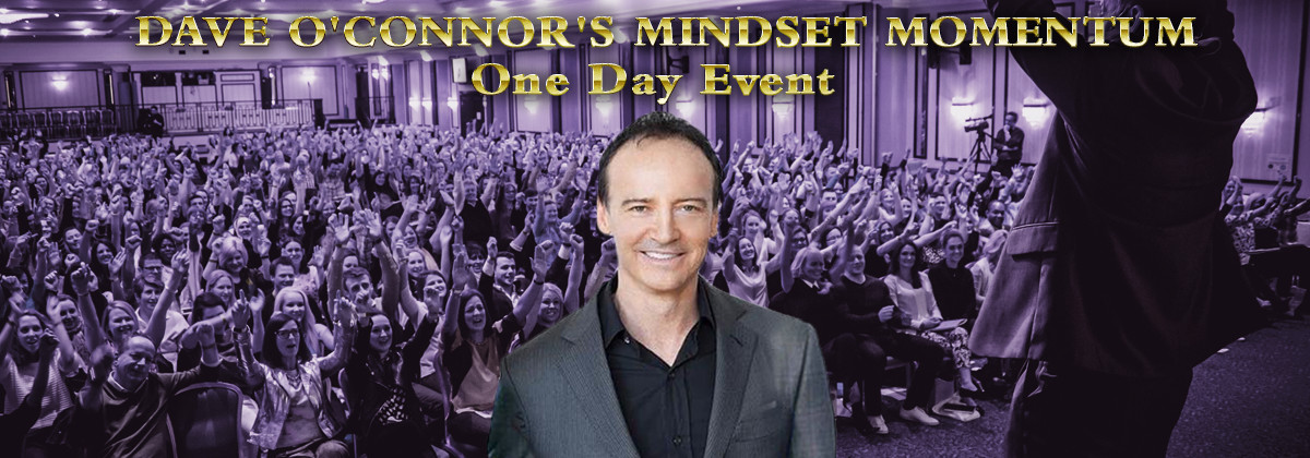 Mindset Momentum 1-Day Event with Dave O'Connor